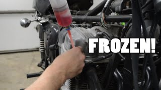 How-To: Unseize a Motorcycle Engine