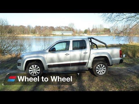 Mitsubishi L200 vs Nissan Navara vs Volkswagen Amarok video 2 of 4