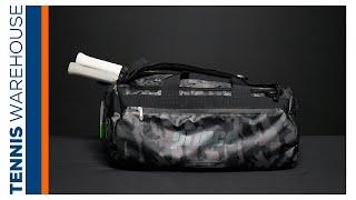 Product Video: Prince Boston Tennis Duffel Bag (camo)