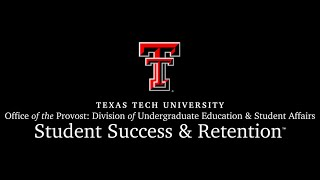 Visual Schedule Builder 3.0 @ Texas Tech University
