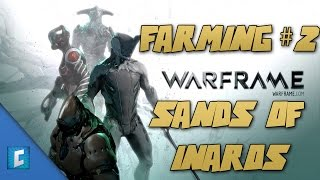 WARFRAME | Sands of Inaros Guide | How to Farm the Hyekka Master |