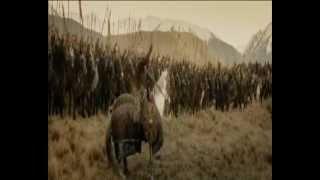 L'arrivée Du Rohan En Aide Au Gondor