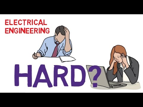 How hard is Electrical Engineering? - YouTube