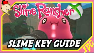 SLIME RANCHER Xbox One - Gordo's/Slime Keys Explained - Indigo Quarry location