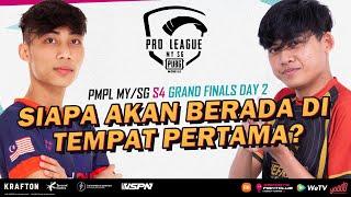 [BM] PMPL MY/SG SEASON 4   Grand Finals D2 : Siapa akan berada di tempat pertama?