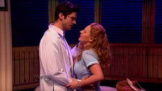Bad Idea on Wendy but the audio is the OBC Recording (Waitress the Musical)