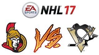 NHL 17 - Ranked Online Versus #2 - THE REAL RETURN - Video Youtube
