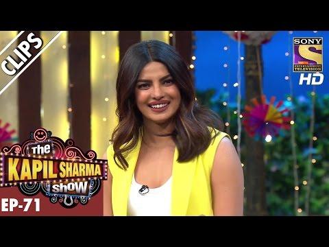 Kapil Sharma and Priyanka Chopra's Monkey Story - The Kapil Sharma Show – 1st Jan 2017