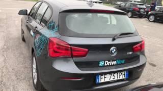 Bmw DriveNow a Milano ( Italia )... NUOVO PREMIUM CAR SHARING ... IL LANCIO !