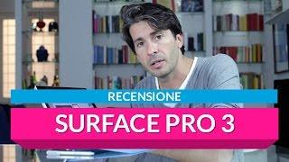 Surface Pro 3 la recensione di HDblog.it