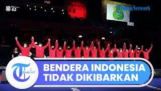 Atlet Bulu Tangkis Senior Senang Indonesia Rengkuh Piala Thomas, Kecewa Merah Putih Tak Berkibar