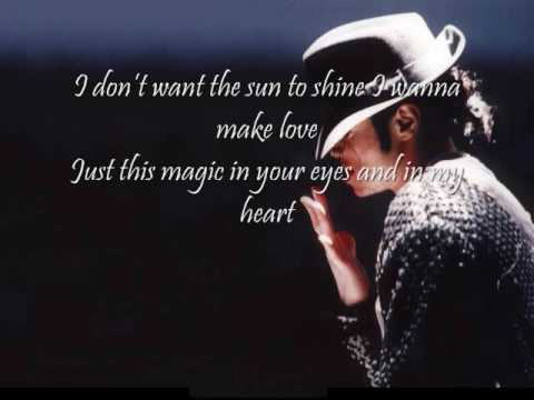 Break of Dawn- Michael Jackson- Lyrics :)