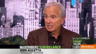 Orwell's '1984' Seen in 2013 Technology: Ken Auletta