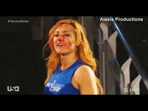 Women's Wrestlers Injuries (Part 10)