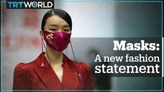 Face Masks As A Fashion Accessory