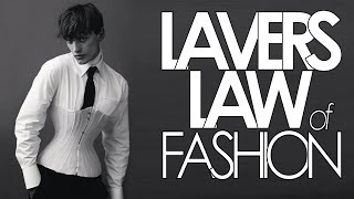Laver's Law: The Secret Rule of Fashion