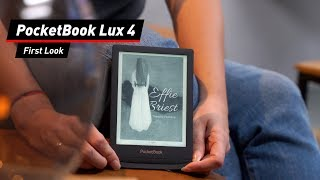 Gute Alternative: PocketBook Touch Lux 4 im First Look!