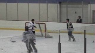 Nick Hinsberg Fights Mike Granato