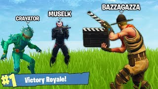 An Average Day in Fortnite with Muselk and Crayator