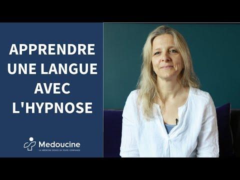 Apprendre une langue grâce à l'hypnose.