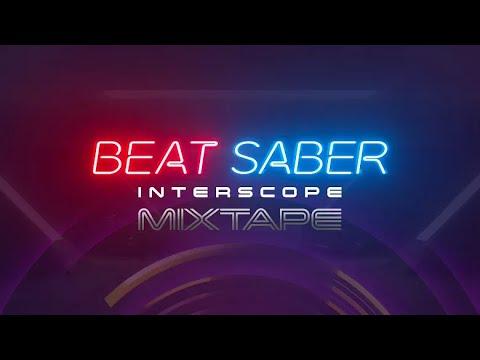Interscope Mixtape - Launch Trailer de Beat Saber