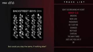 "[FULL ALBUM] Backstreet Boys   ""DNA"" 10th Official Album (Lyrics)"
