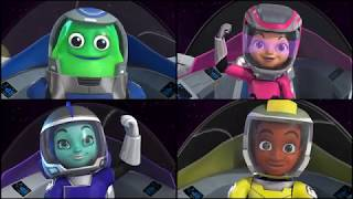 Первый спасательный отряд -  Выпуск 04 - Охота за кометой