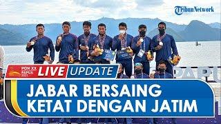 Hasil Klasemen Sementara PON XX Papua: Jawa Barat Bersaing Ketat dengan Jawa Timur di Posisi Teratas