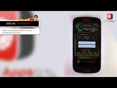 Video of Las Vegas Slot Machine HD