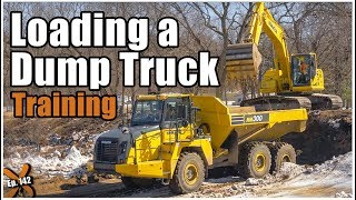 How to Load a Dump Truck // Ep. 142