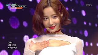 I'm So Hot   MOMOLAND(모모랜드) [뮤직뱅크 Music Bank] 20190329
