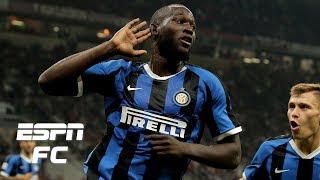 Romelu Lukaku and Inter Milan dominate rival AC Milan   Serie A Highlights