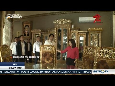 NSI - Menengok 'Istana' Bos First Travel