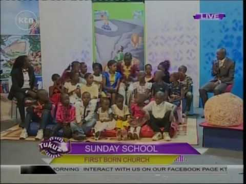 Tukuza: Sunday School-First Born Church, December 11th 2016 Part 2