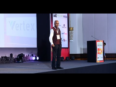 Dr. Velumani inspires OOH industry at OAC 2018