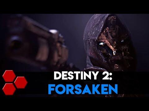 Destiny 2: Forsaken - TheHiveLeader