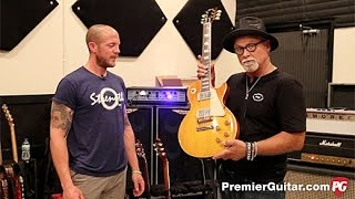 Rig Rundown - Brad Whitford and Derek St. Holmes