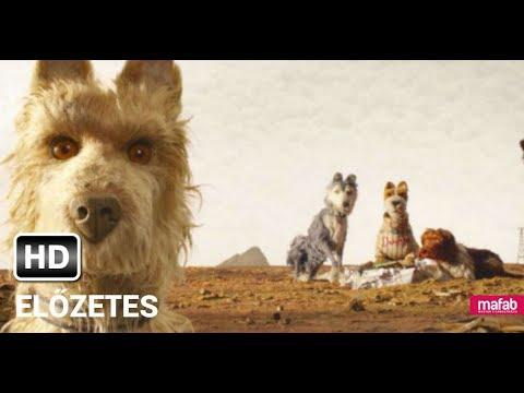 Kutyák szigete online