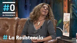 La Resistencia 3x37 | La actriz y cantante Lolita Flores presenta la obra 'La fuerza del cariño', en el Teatro Infanta Isabel.  Suscríbete a /cerotube para tener lo mejor de #0, HAZ CLICK AQUÍ:  http://www.youtube.com/channel/UCPgvCUSmHWm2177LkwLtZQw?sub_confirmation=1  Descarga la aplicación de Movistar+:  iOS: https://apps.apple.com/es/app/movistar/id540674767  Android: https://play.google.com/store/apps/details?id=es.plus.yomvi&hl=es  O sigue viendo el contenido en tu navegador: http://ver.movistarplus.es/?nv=2  Y DESCUBRE MÁS EN: http://www.movistarplus.es/cero