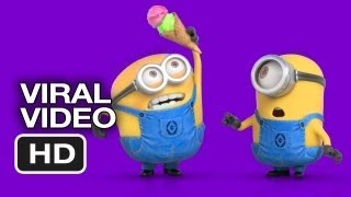 Despicable Me 2   Happy Music Video   Pharrell Williams (2013) HD