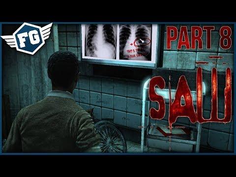 Saw: The Video Game #8 - Hodně Ostrý Dopis