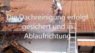Dachsanierung, Dachreinigung Und Dachbeschichtung In Bretten