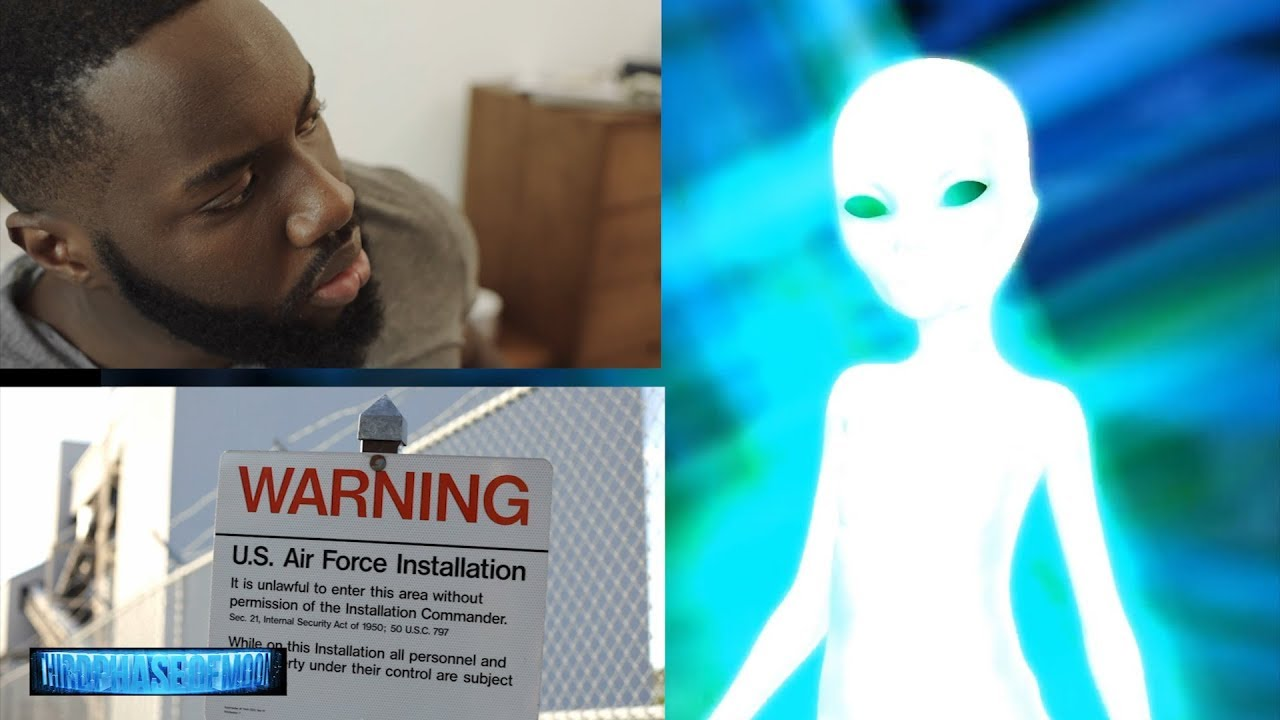 Unexplained Encounters At Military Facility Stuns Air Force Firefighter!