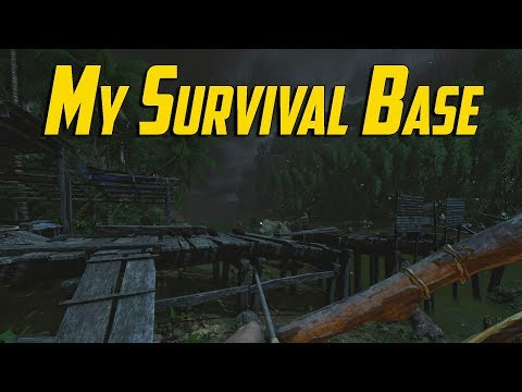 Green Hell - My Survival Base