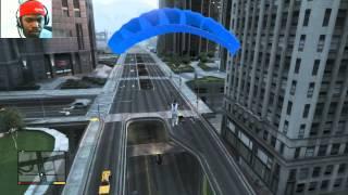 Grand Theft Auto 5 Walkthrough Part 106 - CONSTRUCTION SITE | GTA 5 Walkthrough