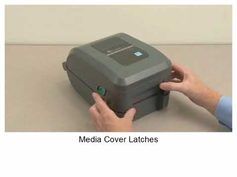 Zebra GT800 Label Printer