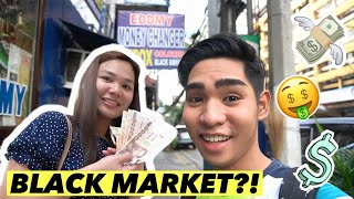 BEST RATE MONEY CHANGER IN MANILA!!💵