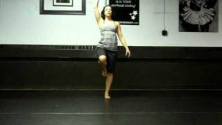 You make me feel like a natural women - Choreo. by LB Kass for Yollet. Dancer/Instructor - Jess