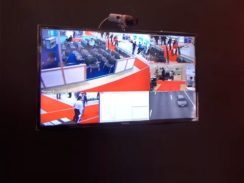 Тестирование видеоаналитики Macroscop