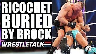 Undertaker RETURNS! WWE Super Showdown 2020 Review!   WrestleTalk